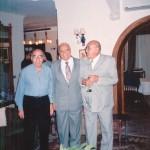 مع إخوتى د.محمد ود.أحمد